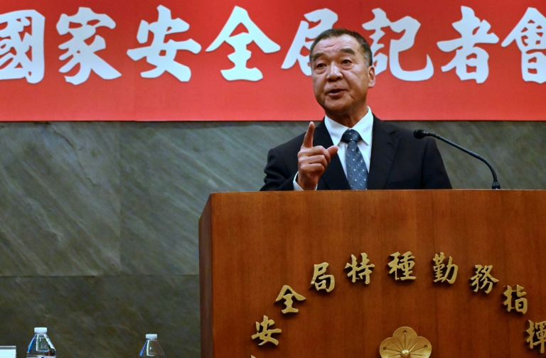 Taiwan presidents bodyguard smuggling scam implicates 76: spy agency