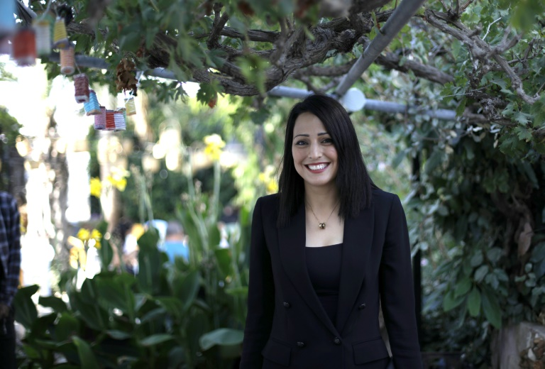 After breaking glass ceiling in Israel, Druze woman aims for equality