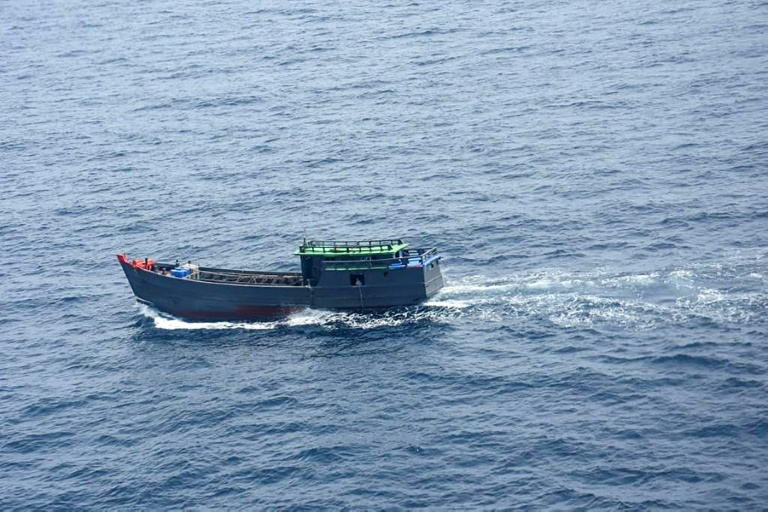 India seizes one tonne of ketamine on boat, arrests six Myanmar crew