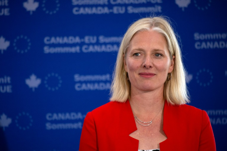 Canada, if Trudeau wins, to hit net zero emissions by 2050: minister
