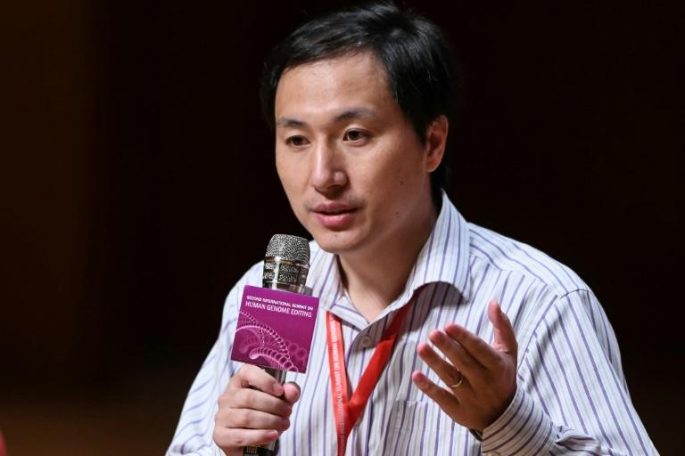 China jails scientist who gene-edited babies