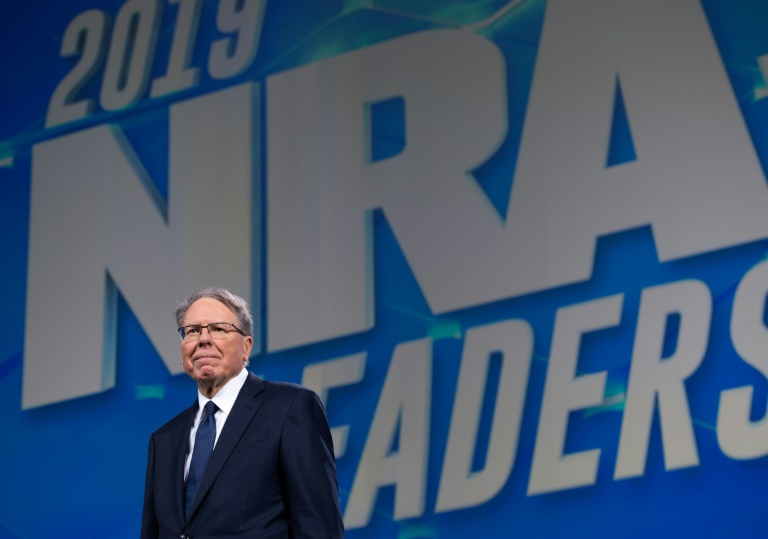 The NRAs Wayne LaPierre: Washingtons all-powerful gun man