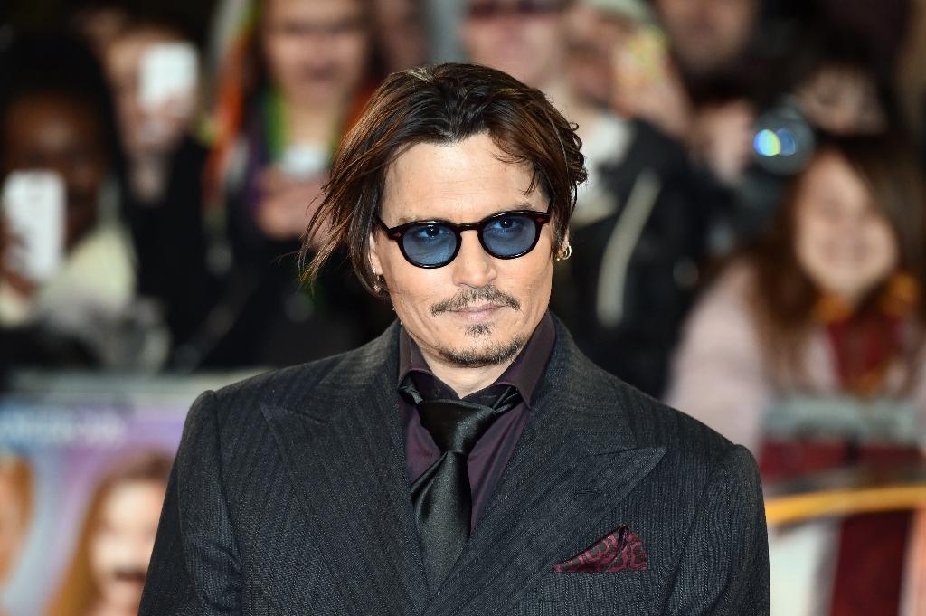 Johnny Depp, Ralph Fiennes top Venice film fest line-up