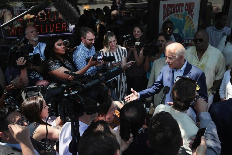 Biden surprised at Obama swipes in latest debate
