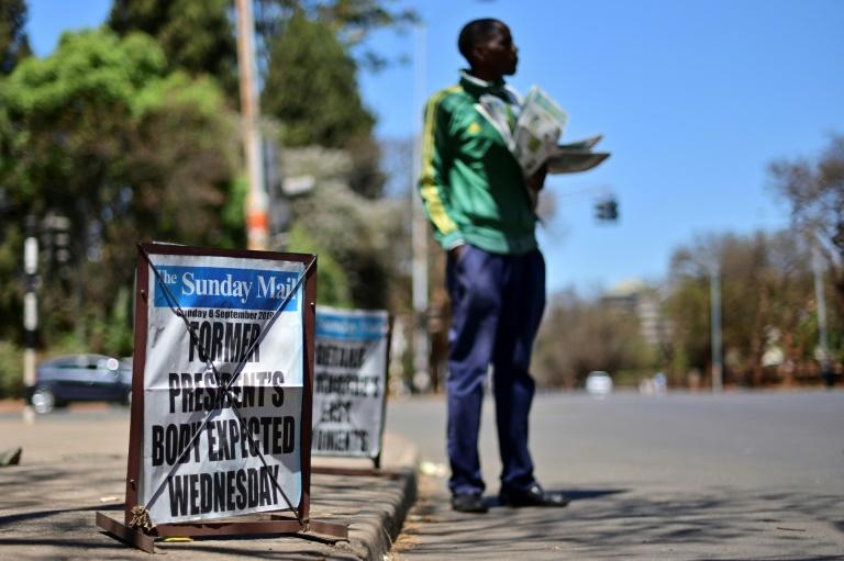 Relatives fly to Singapore to bring Mugabe home