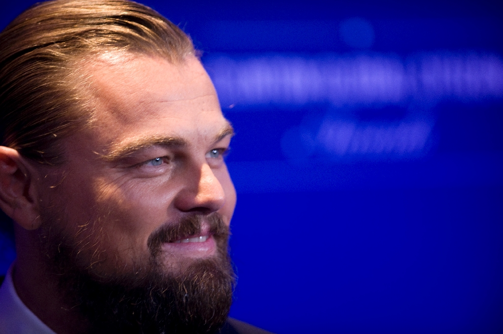 DiCaprio to make green documentaries with Netflix