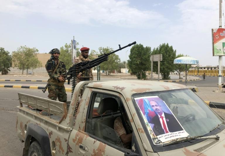 Yemens separatists regain control of Aden: security officials