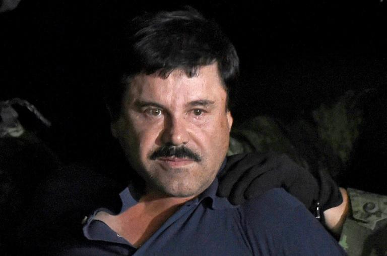Trial of El Chapo: rare glimpse inside the drug world