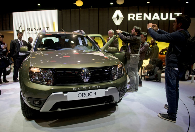 Renault to build, sell autos in Nigeria