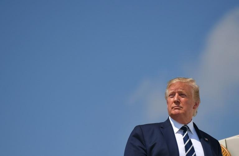 Trump says minority congresswomen should apologize to America