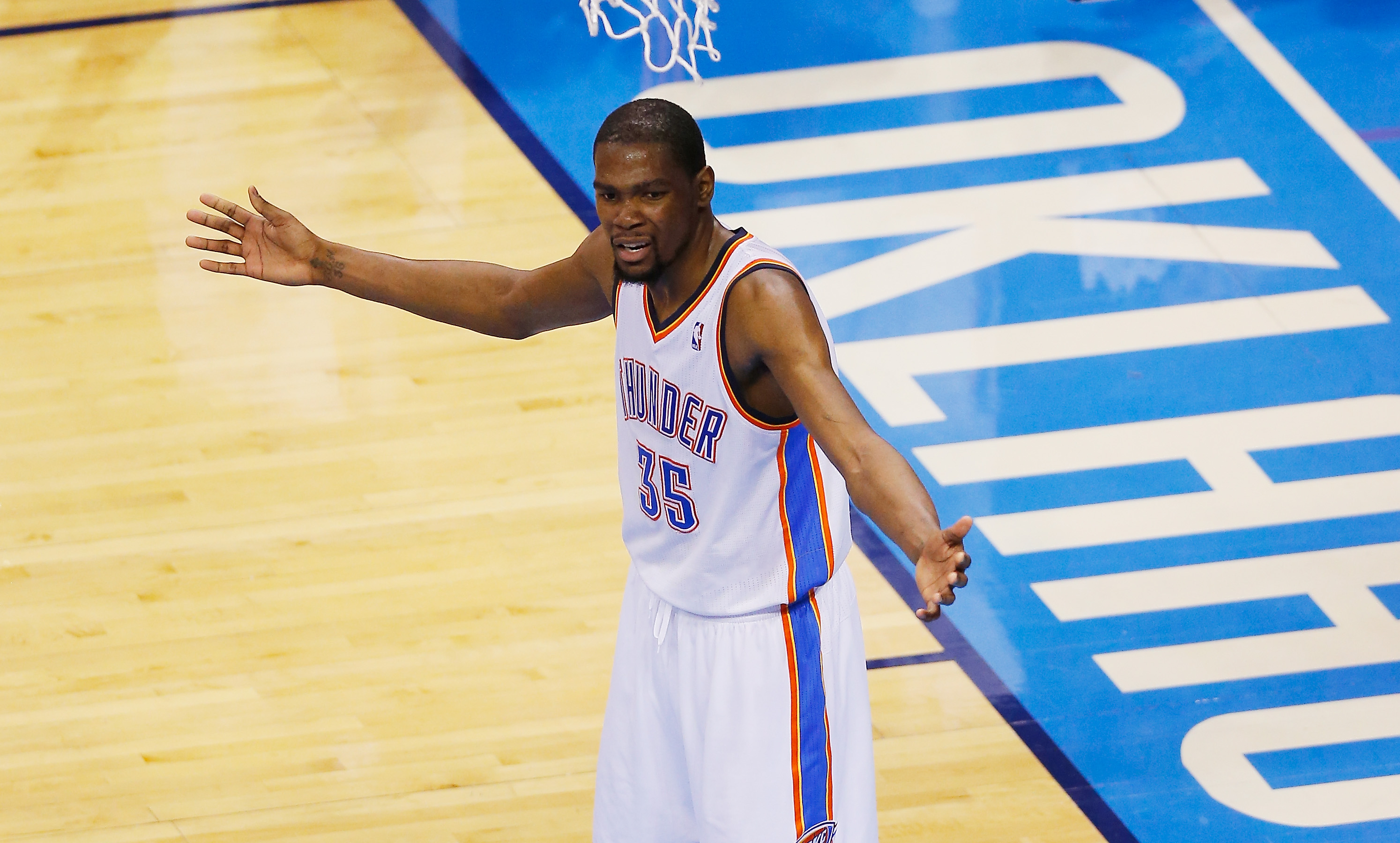 Durant's cryptic tweet stirs up Wizards fans