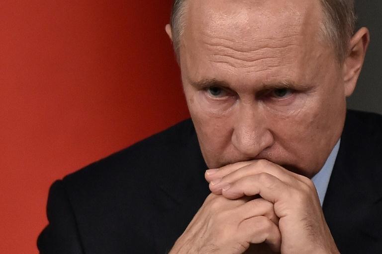 Russia detains shaman on mission to banish Putin