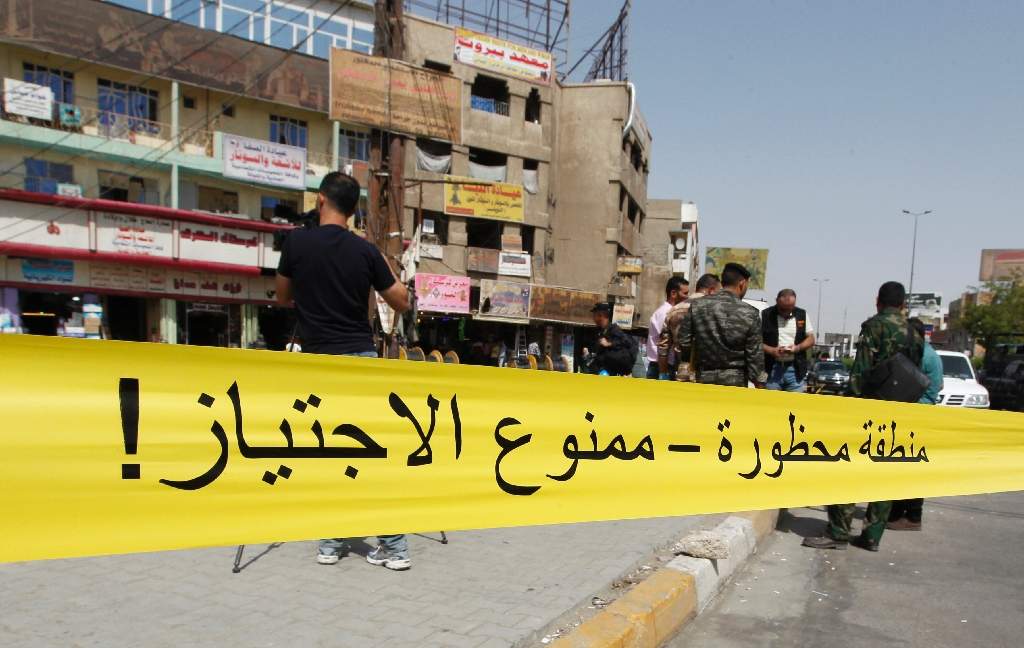 IS bombings kill at least 17 in Baghdad