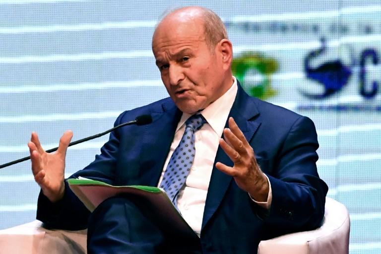 Algerias richest man walks free on time served