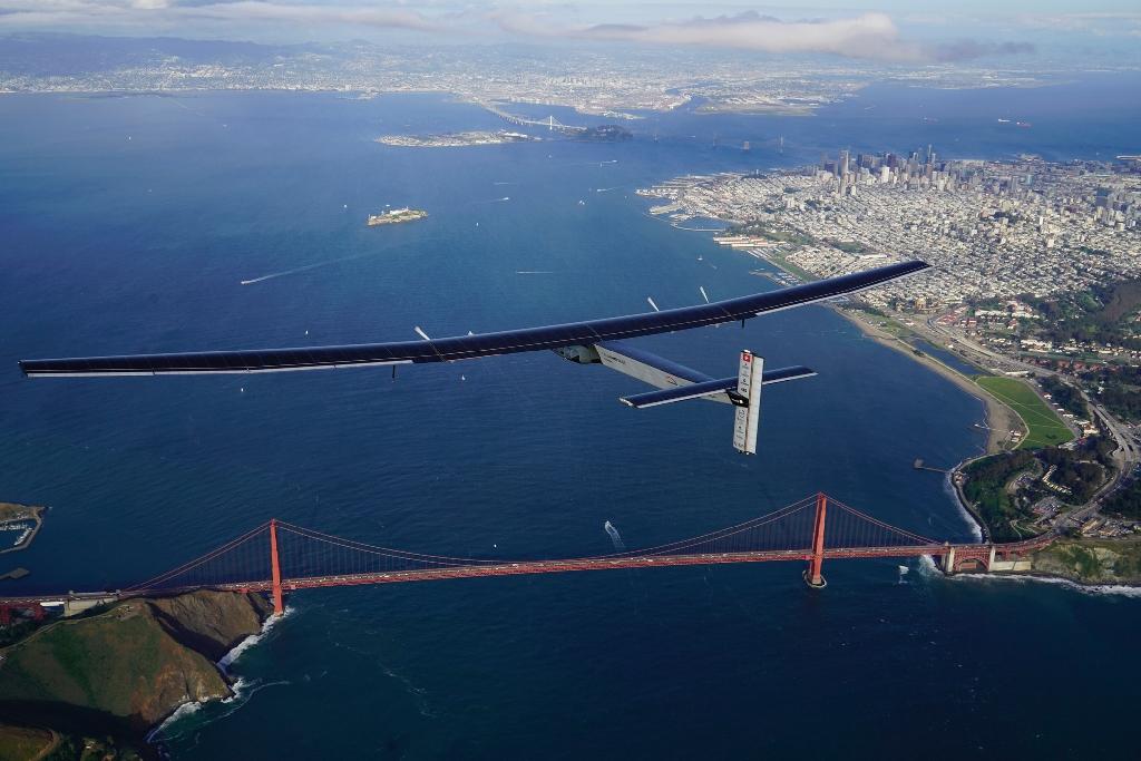 Solar Impulse 2 leaves Ohio on fuel-free flight