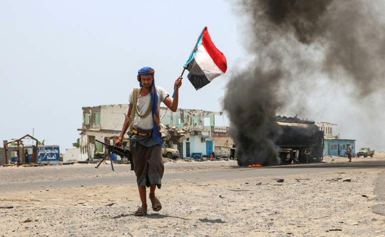 Yemen govt hits out at UAE over Aden raids