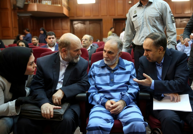 Tehran ex-mayor who killed wife free on bail: lawyer
