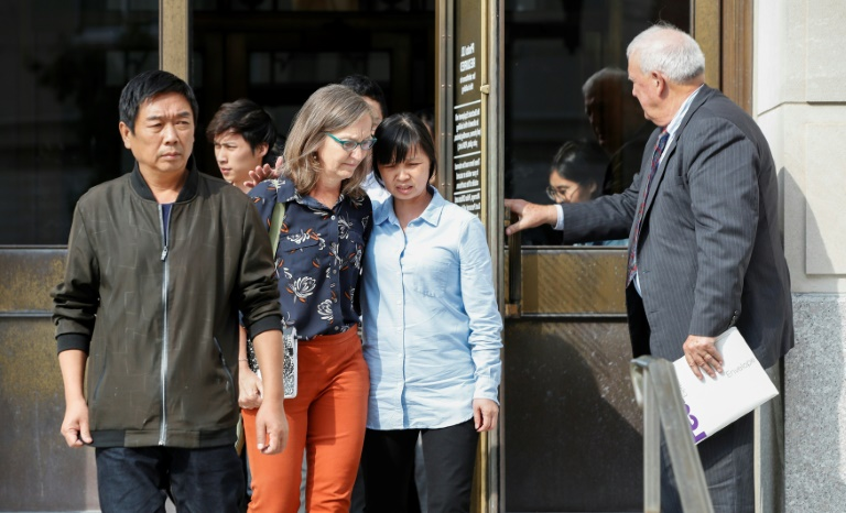 US student who killed Chinese scholar sentenced to life in prison