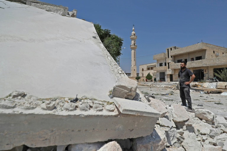 Regime advances after scrapping northwest Syria truce: monitor