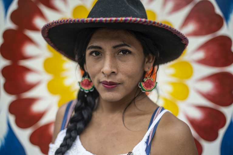 In Peru, they teach you to be ashamed, indigenous trans candidate says