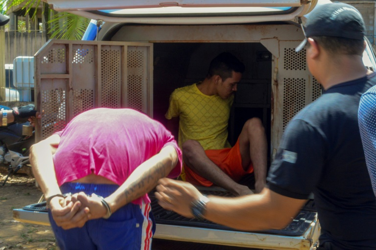 Brazil inmates suffocated during transfer after jail riot