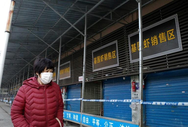 Residents not worried in Chinas pneumonia-stricken Wuhan
