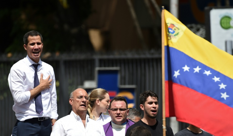 Venezuela Independence Day marked by rival rallies, UN rebuke