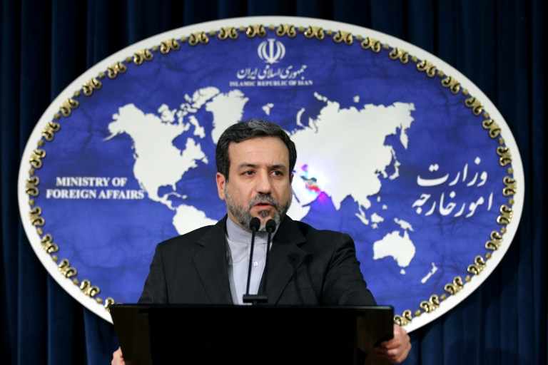 Iranian envoy holds talks in Paris amid new Gulf tensions