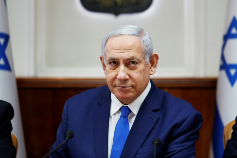 Netanyahu warns of crushing retaliation after Hezbollah chiefs remarks