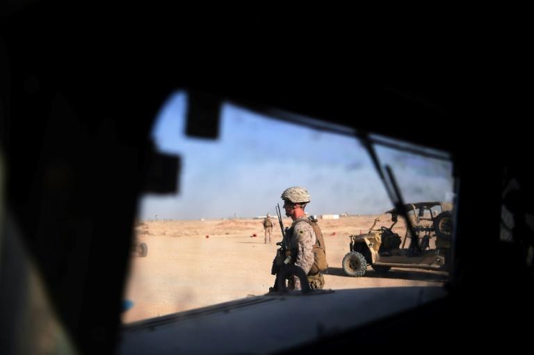 US service member killed in Afghanistan: NATO