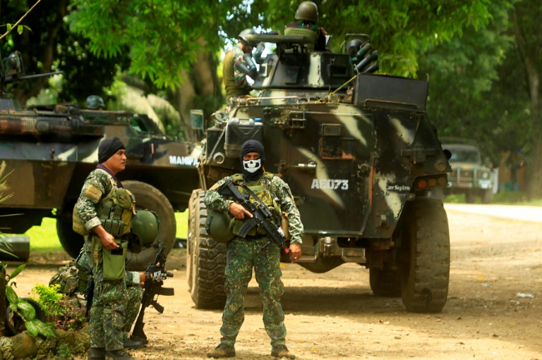 Philippine troops rescue two abducted Indonesians