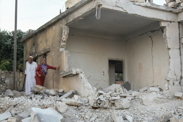 20 civilians killed in northwest Syria: monitor