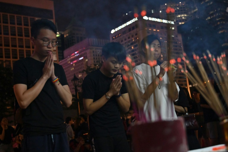 Protests pile pressure on Hong Kongs already-stressed youth
