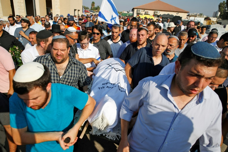 Israel arrests Palestinians after deadly West Bank blast