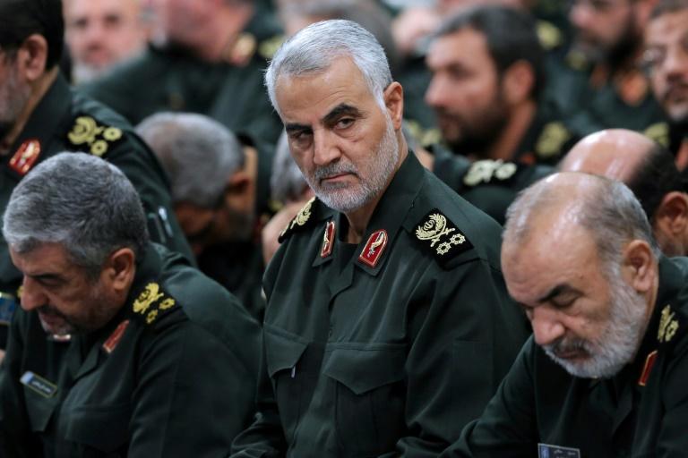 General Qasem Soleimani: Irans regional pointman