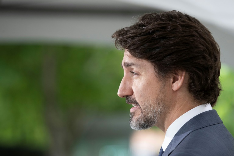 Canadian detainees wife disappointed Trudeau rules out swap with China