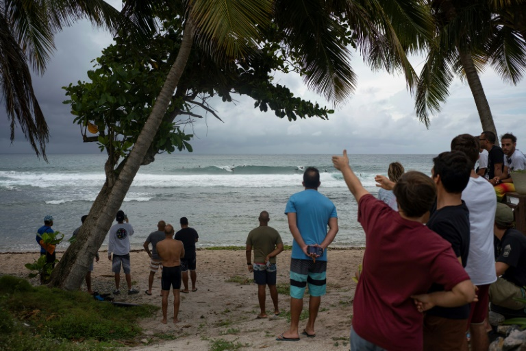 Puerto Rico braces for Hurricane Dorian
