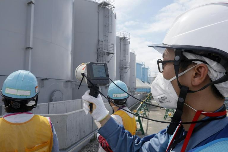 Japan still weighing dump of Fukushima radioactive water into ocean