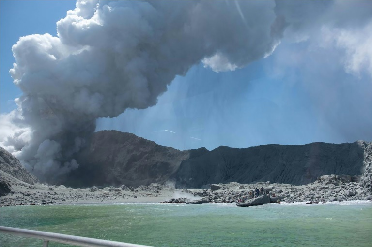 Unfathomable grief as eight still missing at NZealand volcano