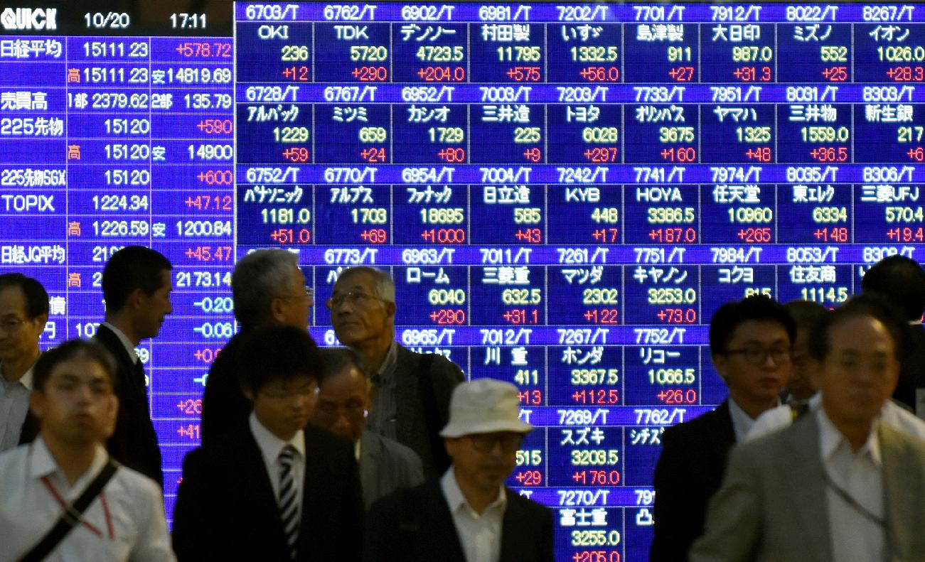 Asia shares rise as Fed meeting wraps up