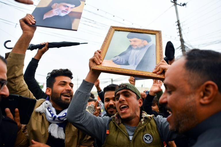 Iraqs Sadr calls for anti-US protests amid new rocket attack