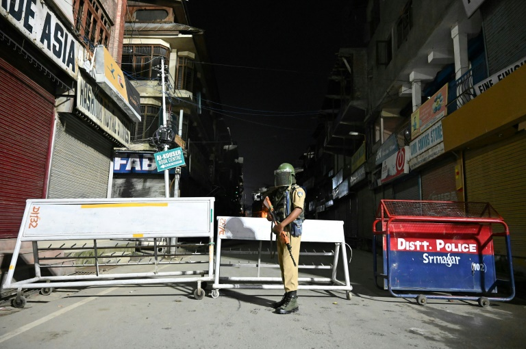 US wants rapid Indian easing of Kashmir restrictions