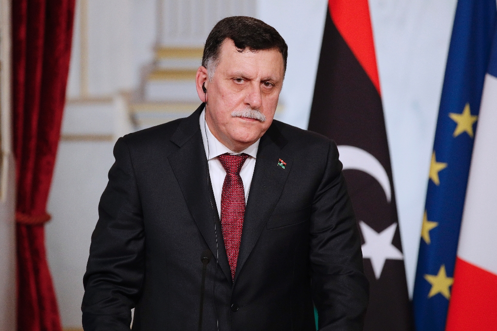 Libyan leader says rival strongman to have voice in govt