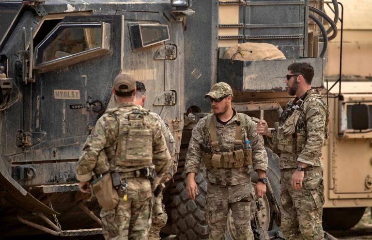 IS resurging in Syria as US pulls troops: watchdog
