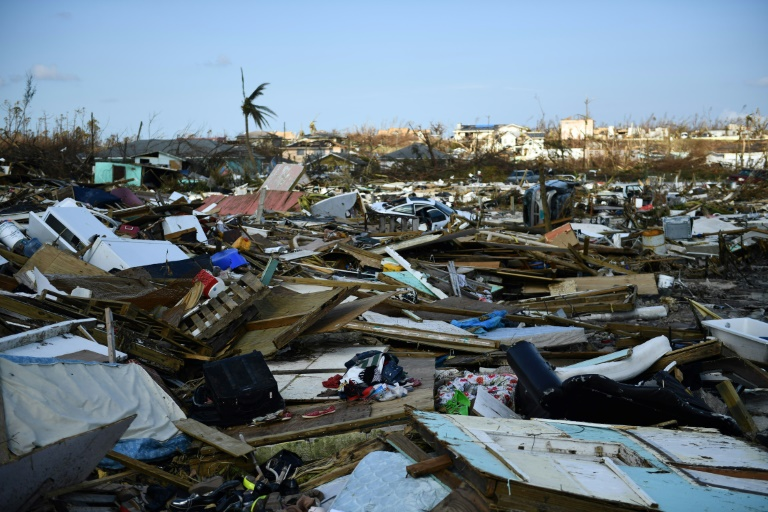 Haitians in hurricane-devastated Bahamas face uncertain future