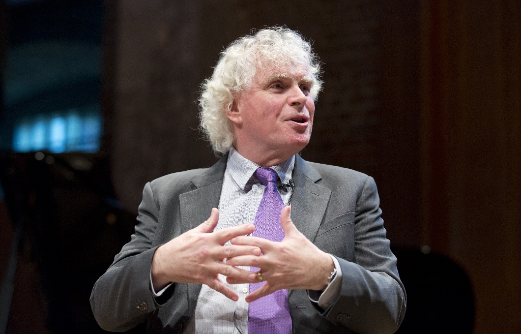 London needs new concert hall: Simon Rattle
