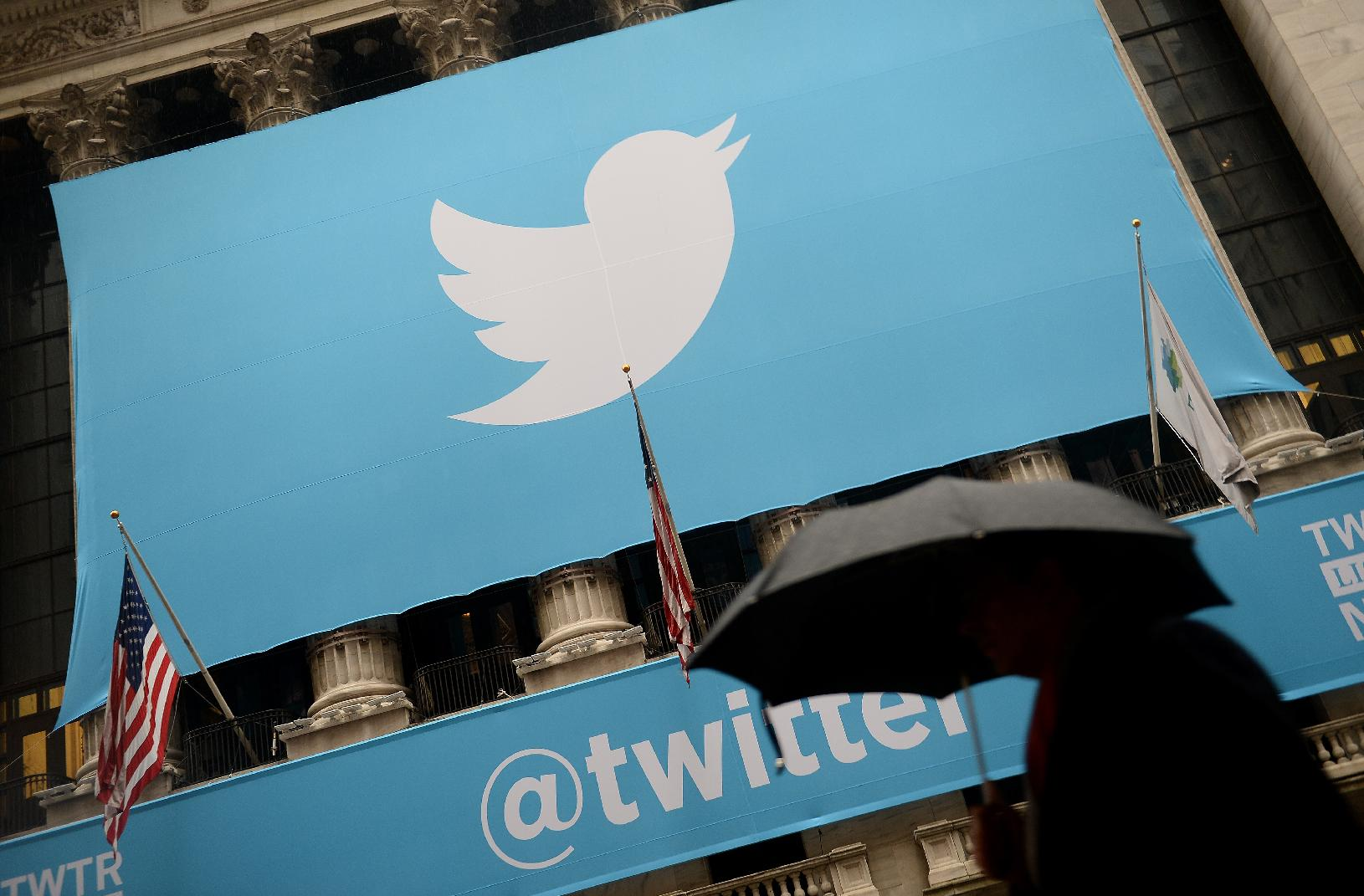 Twitter flies on surprisingly strong numbers
