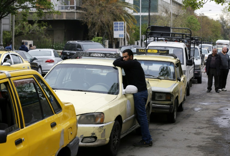 Syrian pound at record low on black market: report