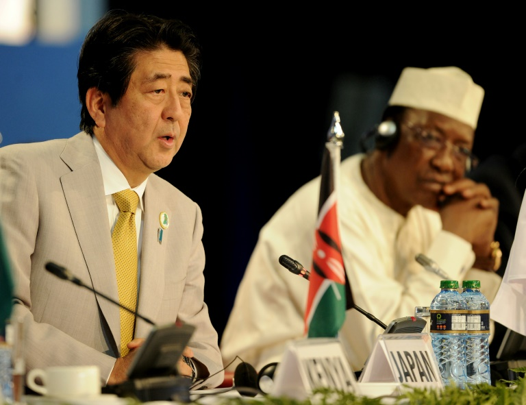 Japan to host Africa aid forum as China looms large