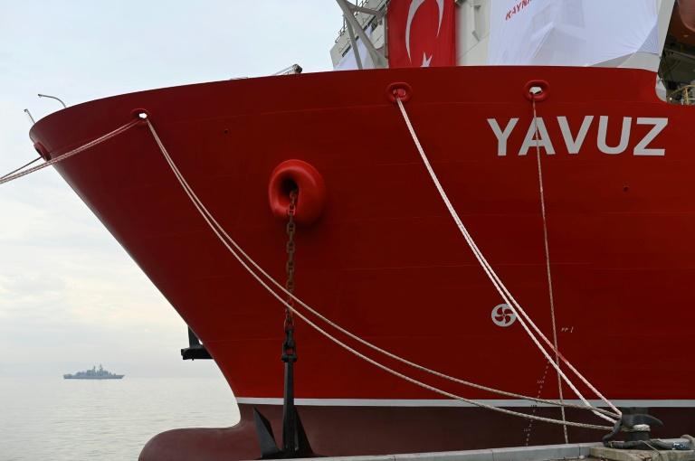 Turkey drills off Cyprus in bid for regional influence